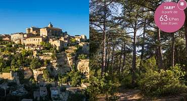 A travers les monts de Vaucluse - EN
